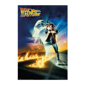 Poster «MARTY McFLY montre»