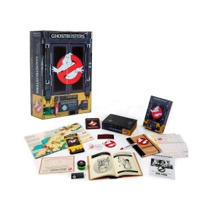 Kit collector employé GHOSTBUSTERS