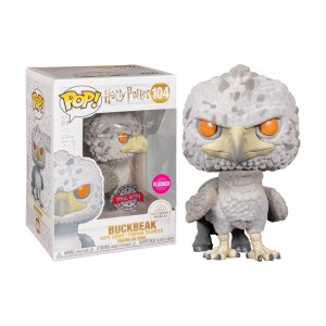 Buckbeak (flocked) – 104