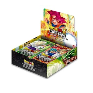 Booster 8 cartes «EXPANSION BOOSTER» 01