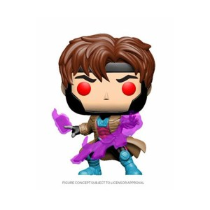 Gambit with cards