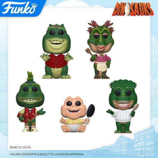 Annonces Funko Pop london toy fair 2020 DIsney
