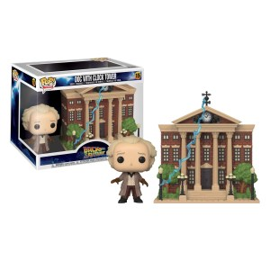 Funko Pop Doc with Clock Tower – 15
