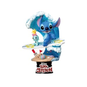Diorama « STITCH SURF »