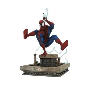 Diorama SPIDER MAN 90's