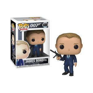 Funko Pop James bond (Quantum of Solace) – 688
