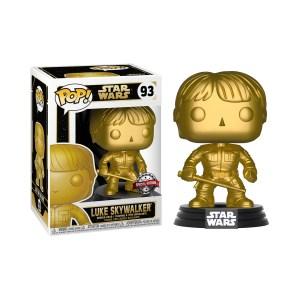 Luke Skywalker (Gold) – 93
