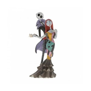 Figurine Disney « JACK & SALLY » Haute couture