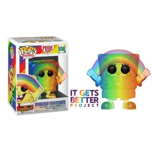 Spongebob (Bob L'éponge Pride 2020) – 558