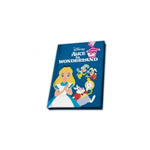 Cahier A5 « ALICE »
