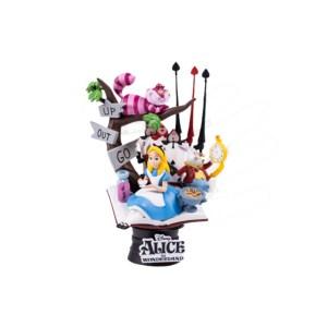 Diorama «ALICE AU PAYS DES MERVEILLES»