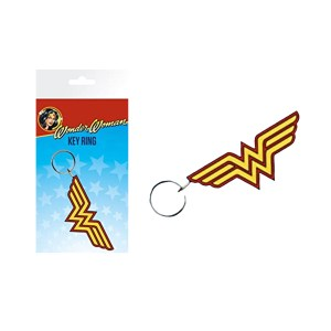 Porte clés «LOGO WONDER WOMAN»