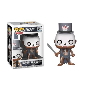 Funko Pop James Bond 007 Baron Samedi – 691