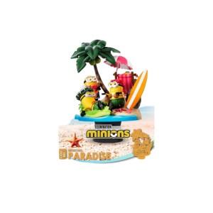 Diorama «MINIONS PARADISE»