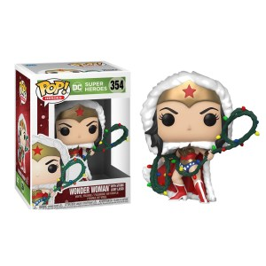 Wonder Woman with string light lasso – 354