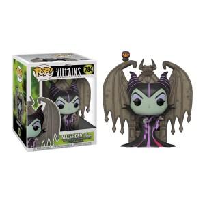 Maleficent on throne (Maléfique) – 784