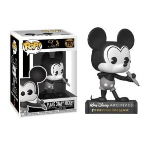 Funko Pop Plane Crazy Mickey (Disney archives) – 797