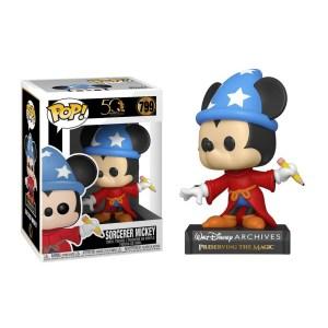 Funko Pop Sorcerer Mickey (Disney archives) – 799