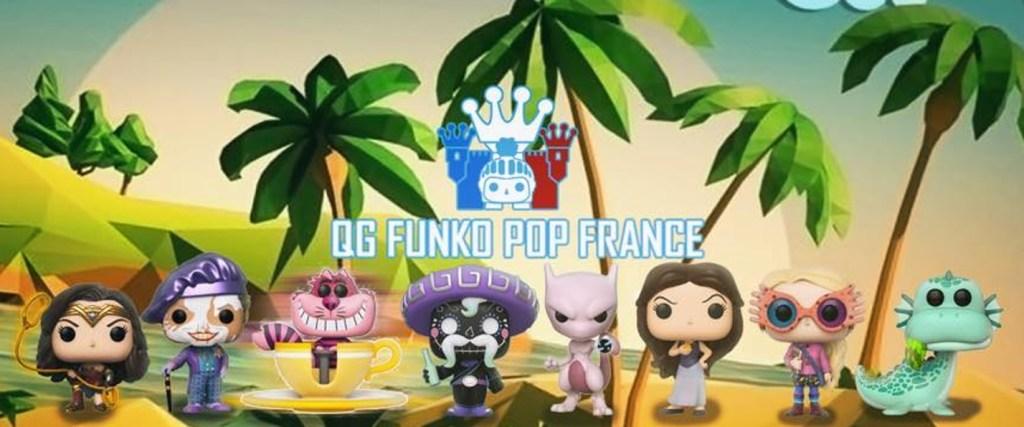 groupe QG funko pop facebook