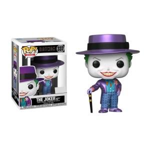 Funko Pop Batman The Joker (Metallic) – 337