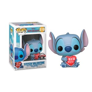 Funko Pop Disney Stitch Valentine – 510