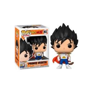 Funko Pop Dragon Ball Z Prince Vegeta – 863