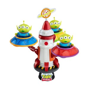Figurine Disney D-Stage Toy Story ALIEN SPIN UFO