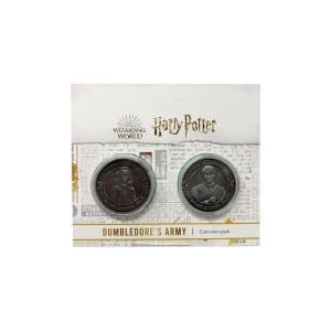 Pièces Harry Potter «LUNA & NEVILLE» Pack de 2