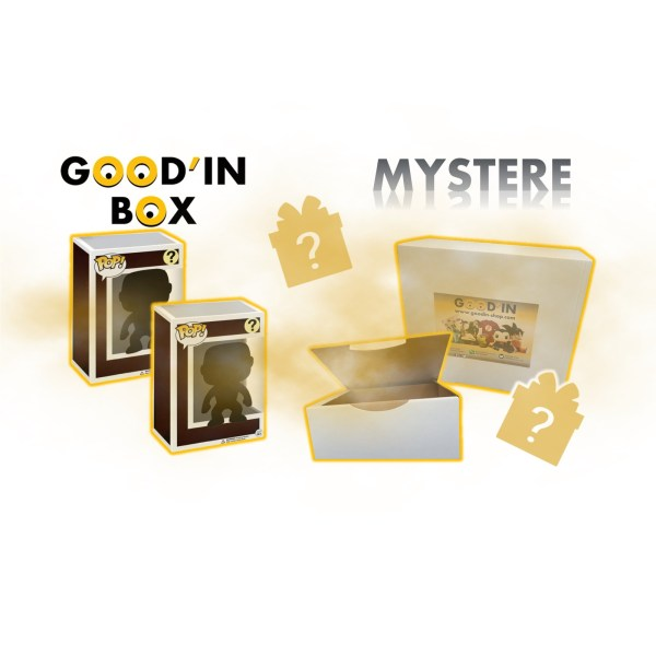 Goodies Good'in Box OCTOBRE 2020 «MYSTERE»