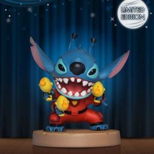 Figurine Disney Stitch tenue spatiale Mini Egg Attack