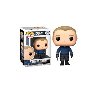 Funko Pop James Bond 007 No Time To Die – 1011