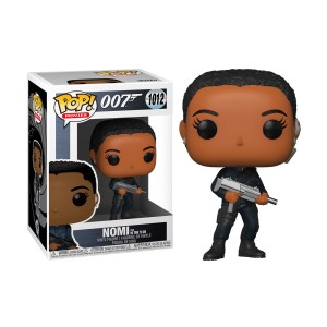 Funko Pop James Bond No Time To Die Nomi – 1012