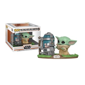 Funko Pop The Mandalorian The Child (Egg Cannister) – 407