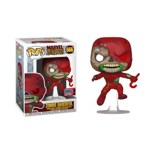 Funko Pop Marvel Zombie Daredevil – 666