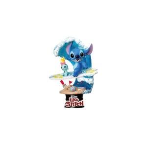 Figurine Disney D-Stage Lilo & Stitch Stitch Surf