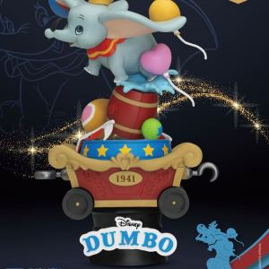 Figurine Diorama Disney DUMBO