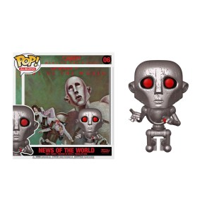 Funko Pop Albums Queen (News of the world) – 06