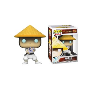 Funko Pop Mortal Kombat RAIDEN- 538