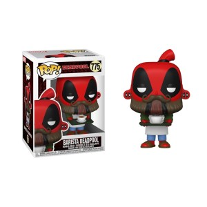 Funko Pop Marvel Barista Deadpool – 775