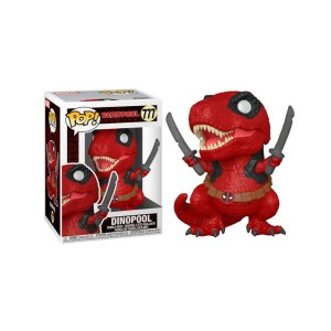 Funko Pop Deadpool Dinopool – 777