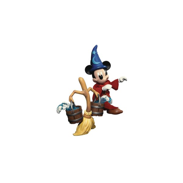 Figurine Figurine DELUXE Disney MICKEY Fantasia Dynamic action heroes 21cm