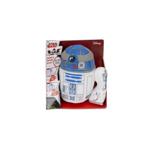 Peluche Sonore Star Wars R2-D2 30cm