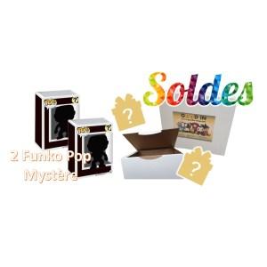 Good'in Box DESTOCKAGE SOLDES 2 Funko Pop Mystère