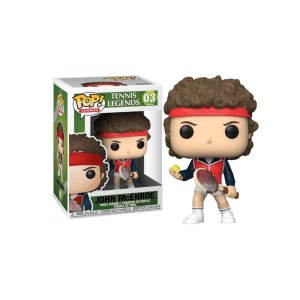 Funko Pop Tennis Legends John McEnroe – 03