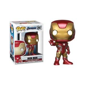 Funko Pop Marvel Avengers Endgame Iron Man – 467