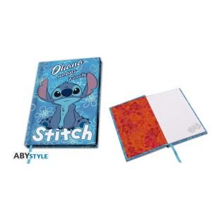 Cahier Disney Lilo & Stitch Ohana A5