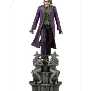 Figurine Batman The Dark Knight THE JOKER Artscale 30cm