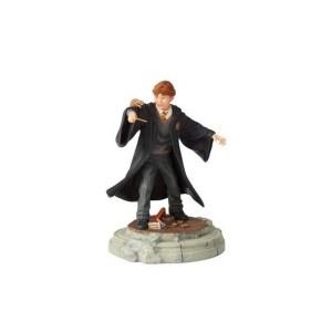 Figurine résine Harry Potter Année 1 RON WEASLEY 19cm