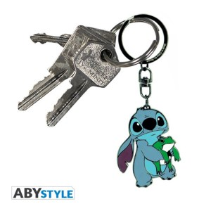 Porte clé Disney Stitch métal