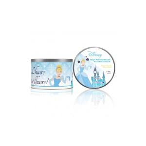 Bougie Parfumée Disney Cendrillon L'heure c'est l'heure – 150gr